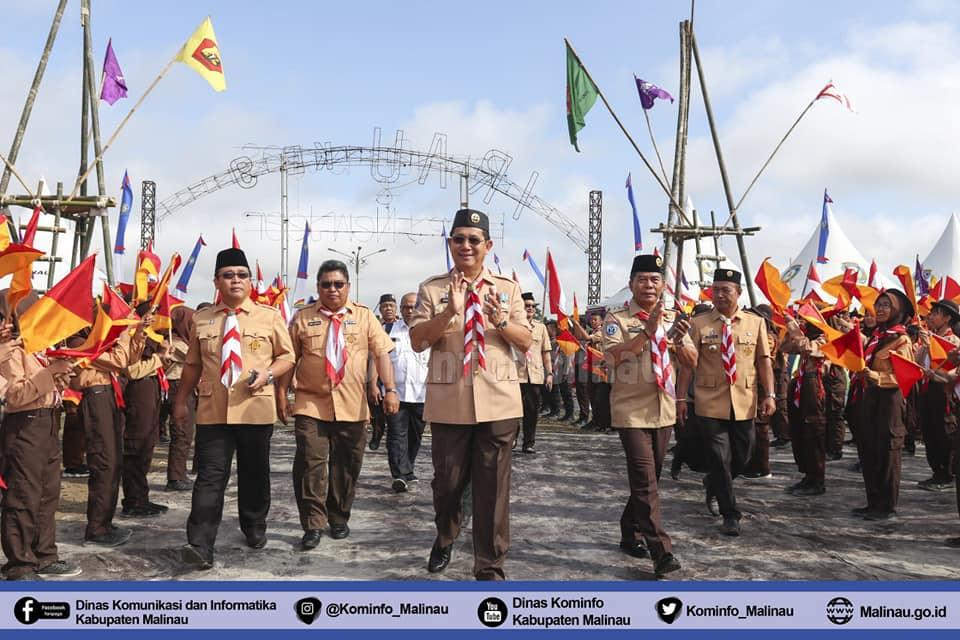 penutupan-bulan-bakti-rt-bersih-dan-perayaan-hut-pramuka-ke-58-tingkat-provinsi