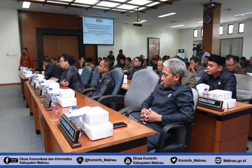 rapat-paripurna-ke--2-masa-sidang-iii-dewan-perwakilan-rakyat-daerah-dprd-kabupaten-malinau-tahun-2019