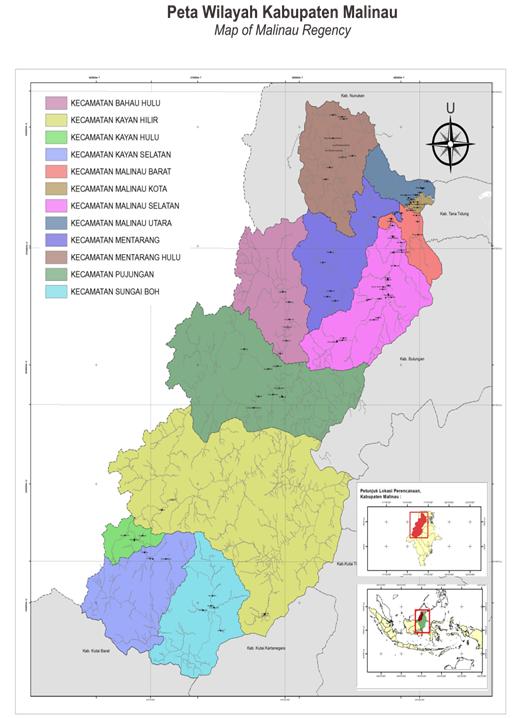 geografis-malinau