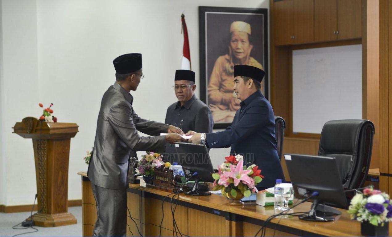 dprd-kabupaten-malinau-gelar-rapat-paripurna-ke-3-masa-sidang-iii-tahun-2019