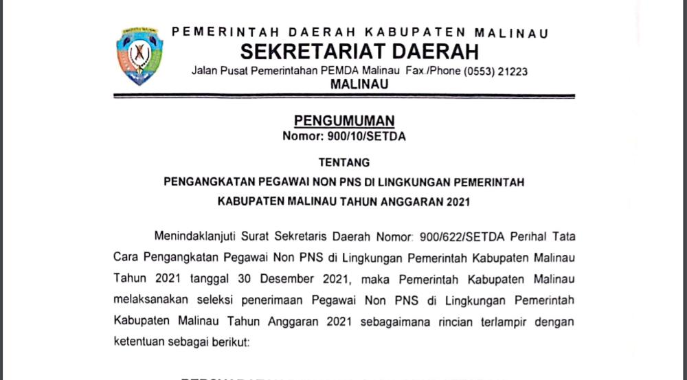 pengangkatan-pegawai-non-pns-di-lingkungan-pemerintah-kabupaten-malinau-tahun-anggaran-2021